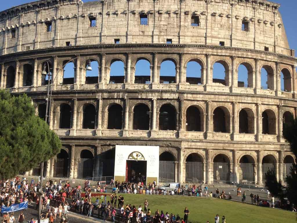 Rom_Colosseum