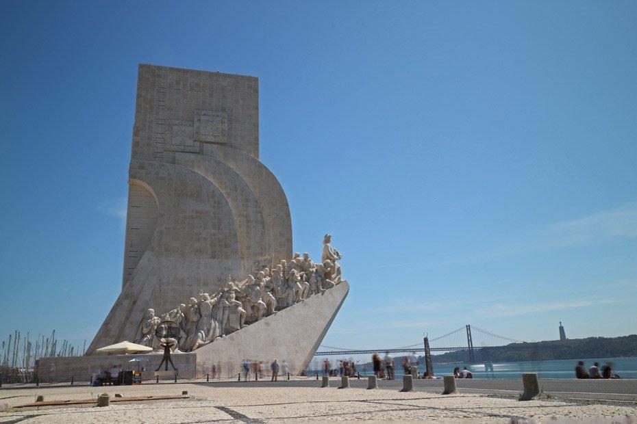 Lissabon Tipps: Denkmal der Entdeckungen