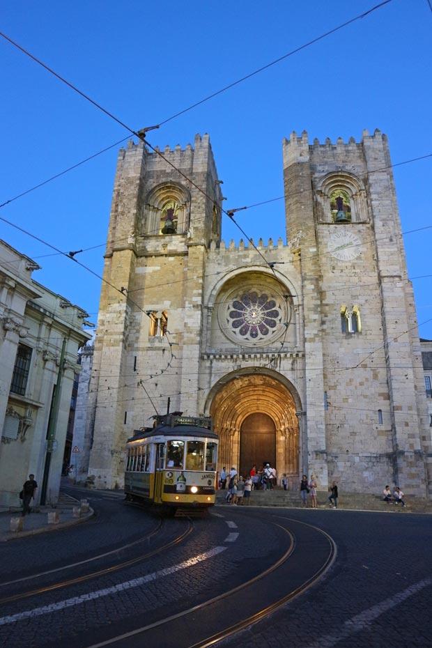 Lissabon Tipps: Kathedrale von Lissabon