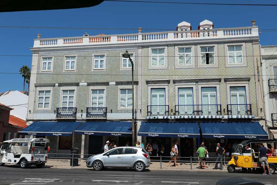 Lissabon Tipps: Bäckerei Pastéis de Belém