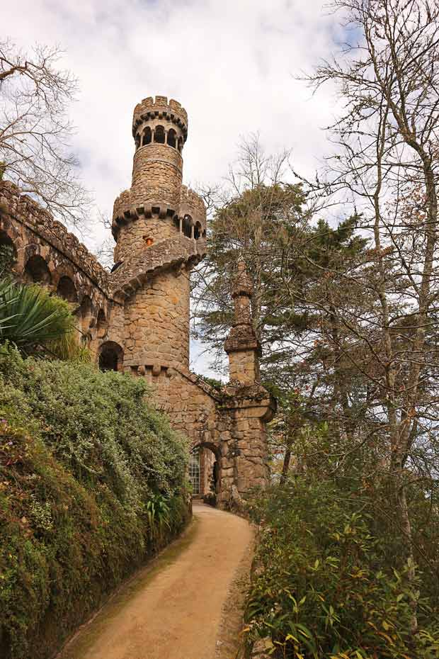 Lissabon Tipps: Quinta da Regaleira in Sintra