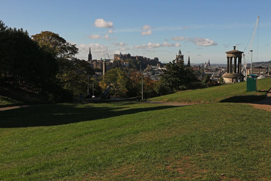Edinburgh Sehenswürdigkeit - Calton Hill