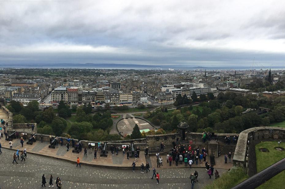 Edinburgh Sehenswürdigkeiten - Edinburgh Castle