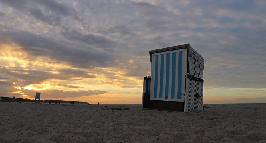 Wellnessurlaub an der Ostsee