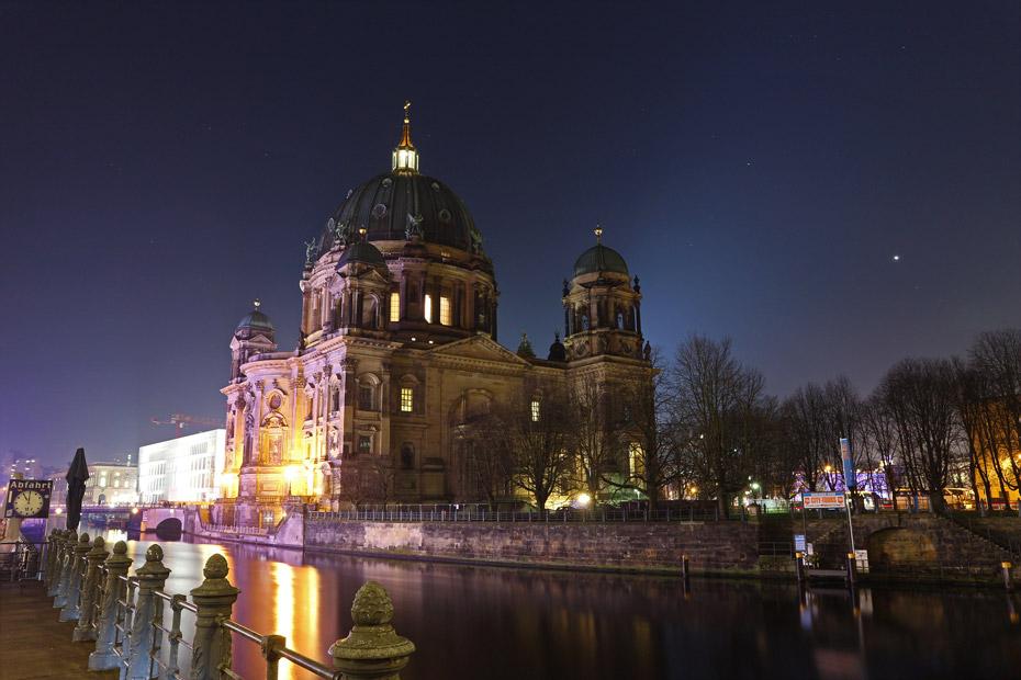 Reiseziele 2019 Berlin bei Nacht