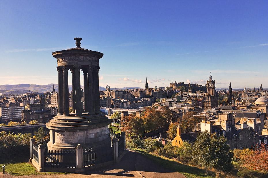 Reiseziele 2019 Edinburgh