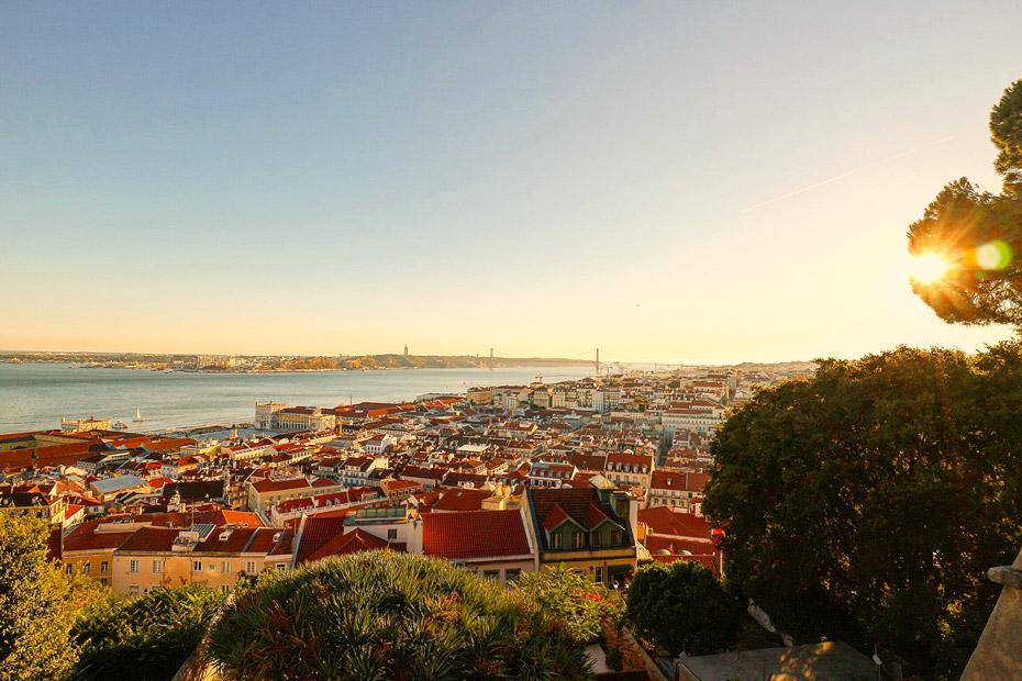 Reiseziele 2019 Lissabon