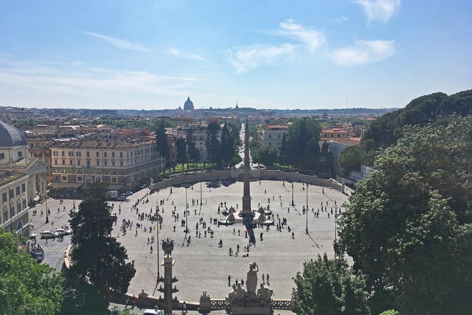 Reiseziele 2019 Rom