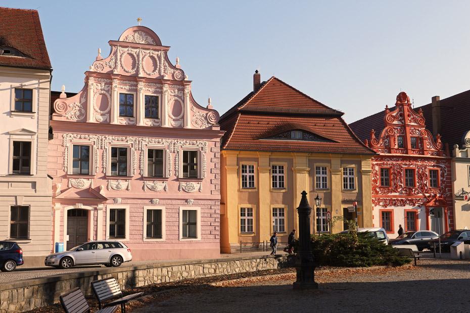 Spreewald Sehenswürdigkeiten - Altstadt von Luckau