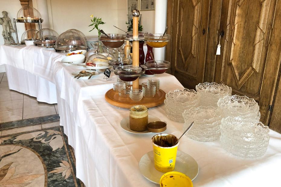 Frühstück im Sauerländer Hof
