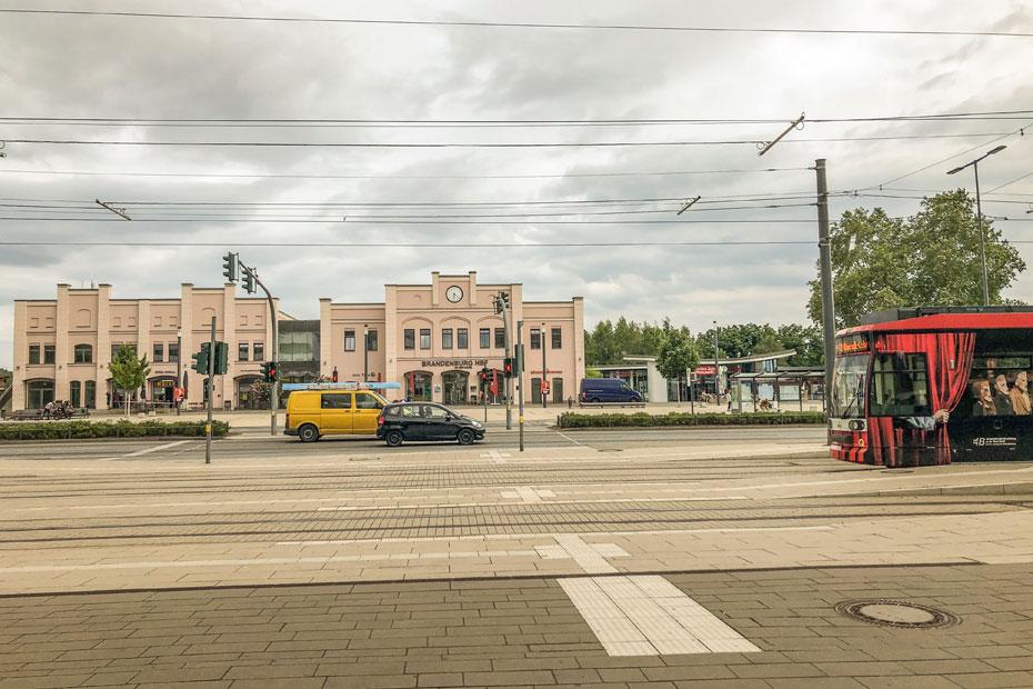 200 Jahre Fontane Bahnhof