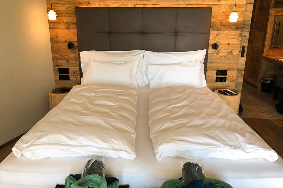 So sehen die Betten im My Arbor aus