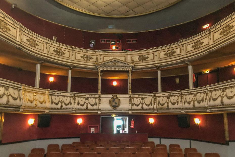 Das Lehár Filmtheater