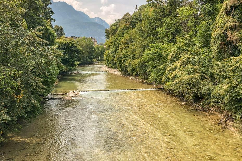 viel Natur im Kaiserpark von Bad Ischl