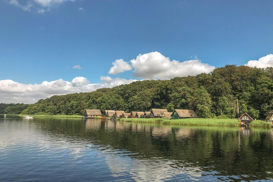 Sehenswürdigkeiten Schwerin: Schifffahrt auf den Schweriner Seen
