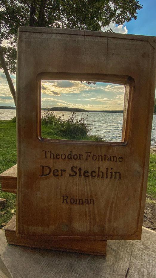Ausflug an den Stechliner See